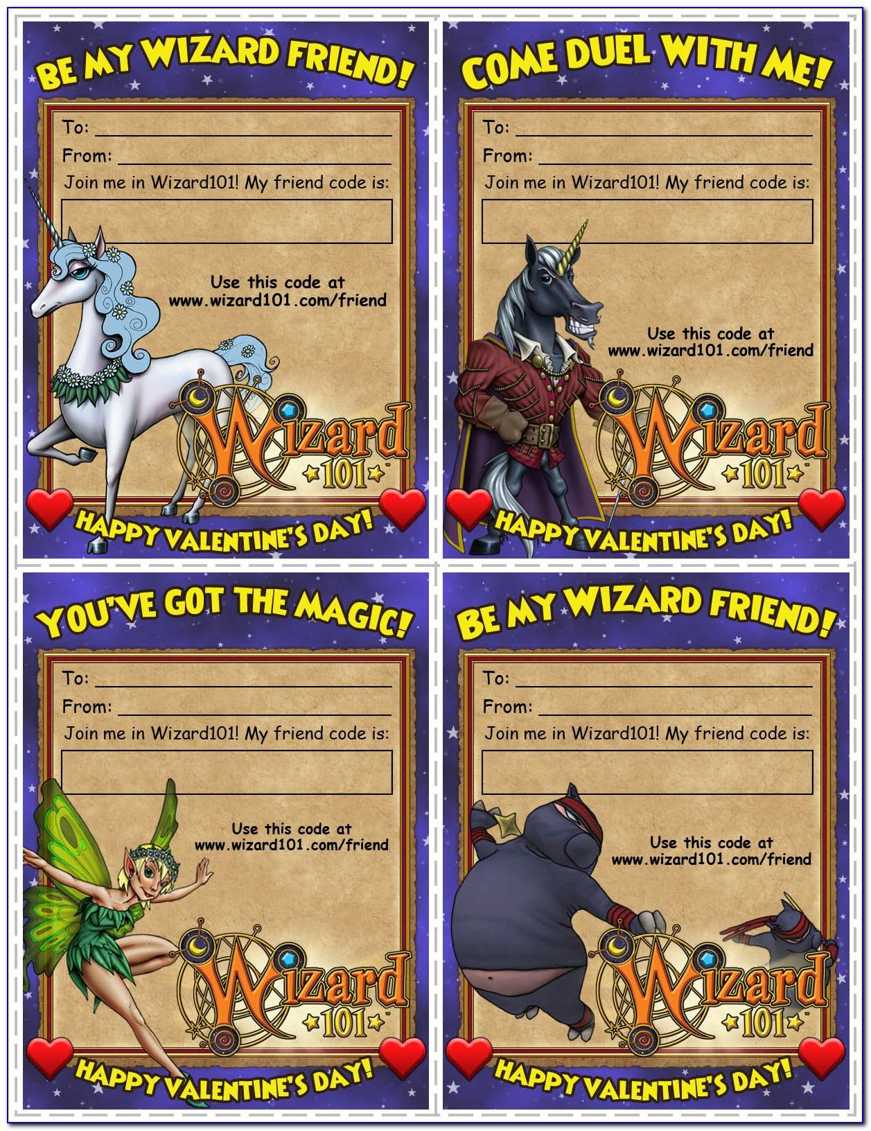 Free Wizard101 Gift Cards