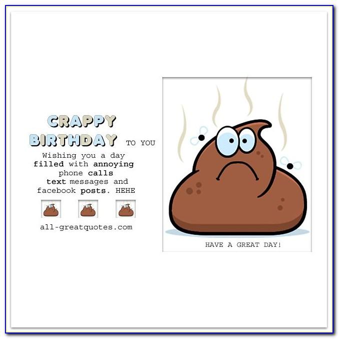 Funny Animated Singing Birthday Cards