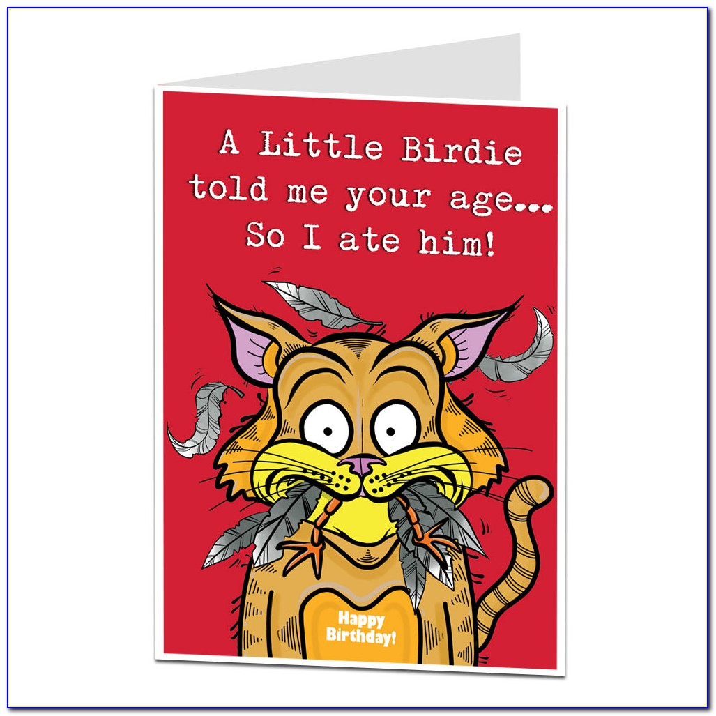 Funny Birthday Cards For Her Free