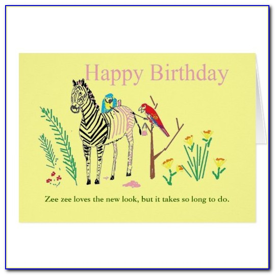 Funny Birthday Cards For Her Uk