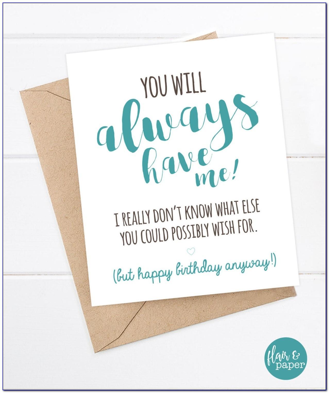 Funny Happy Birthday E Card Free