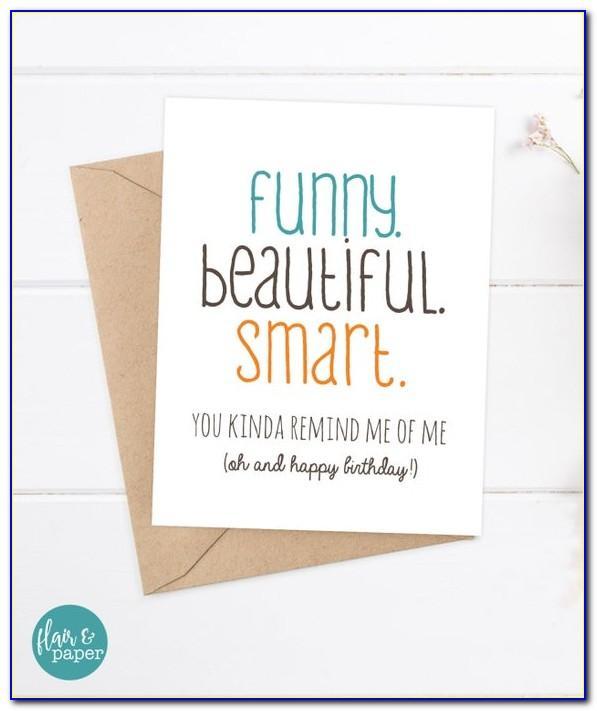 Funny Happy Birthday E Cards