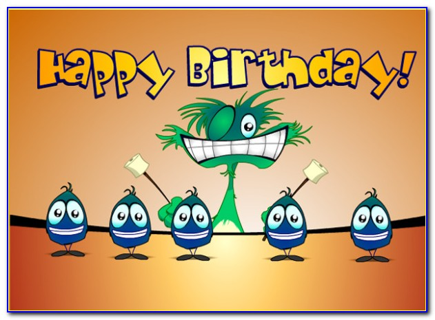 Funny Singing Birthday Cards Uk