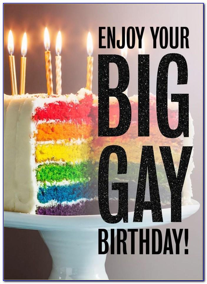 Gay Birthday Cards Free