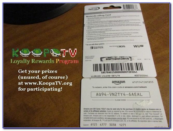 Get Free Nintendo Eshop Cards