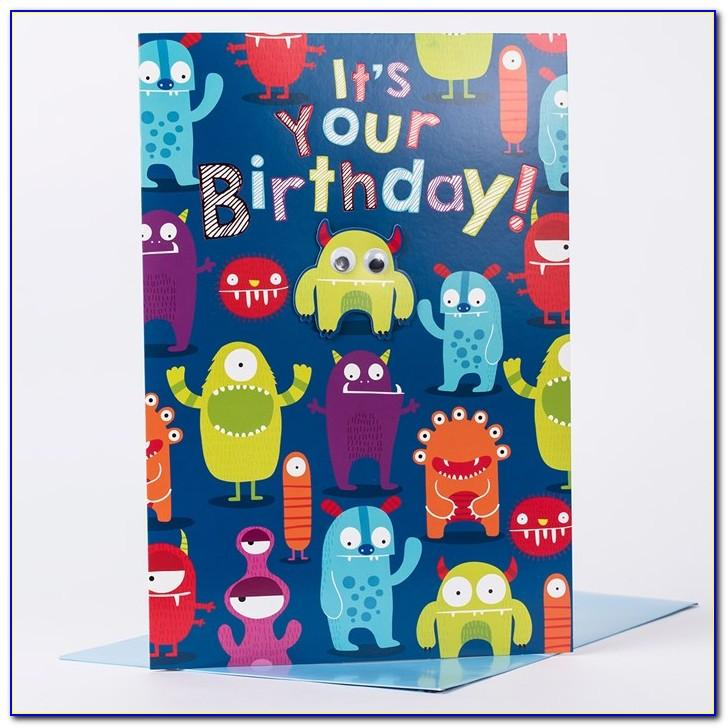 Giant Birthday Cards Target