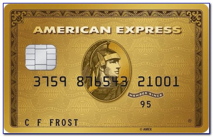 Gold Business Charge Card American Express