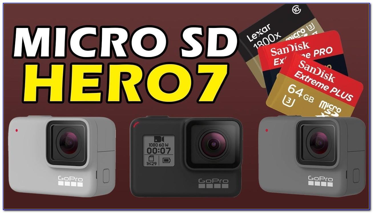 Gopro Hero 7 Free Sd Card