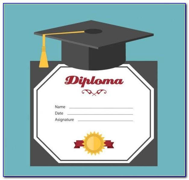 Graduation Card Template Psd