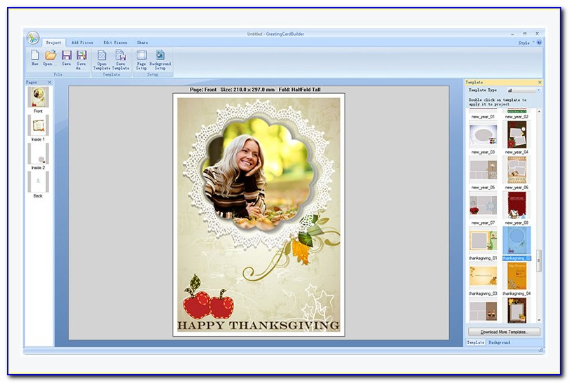 Greeting Cards Software Free Download