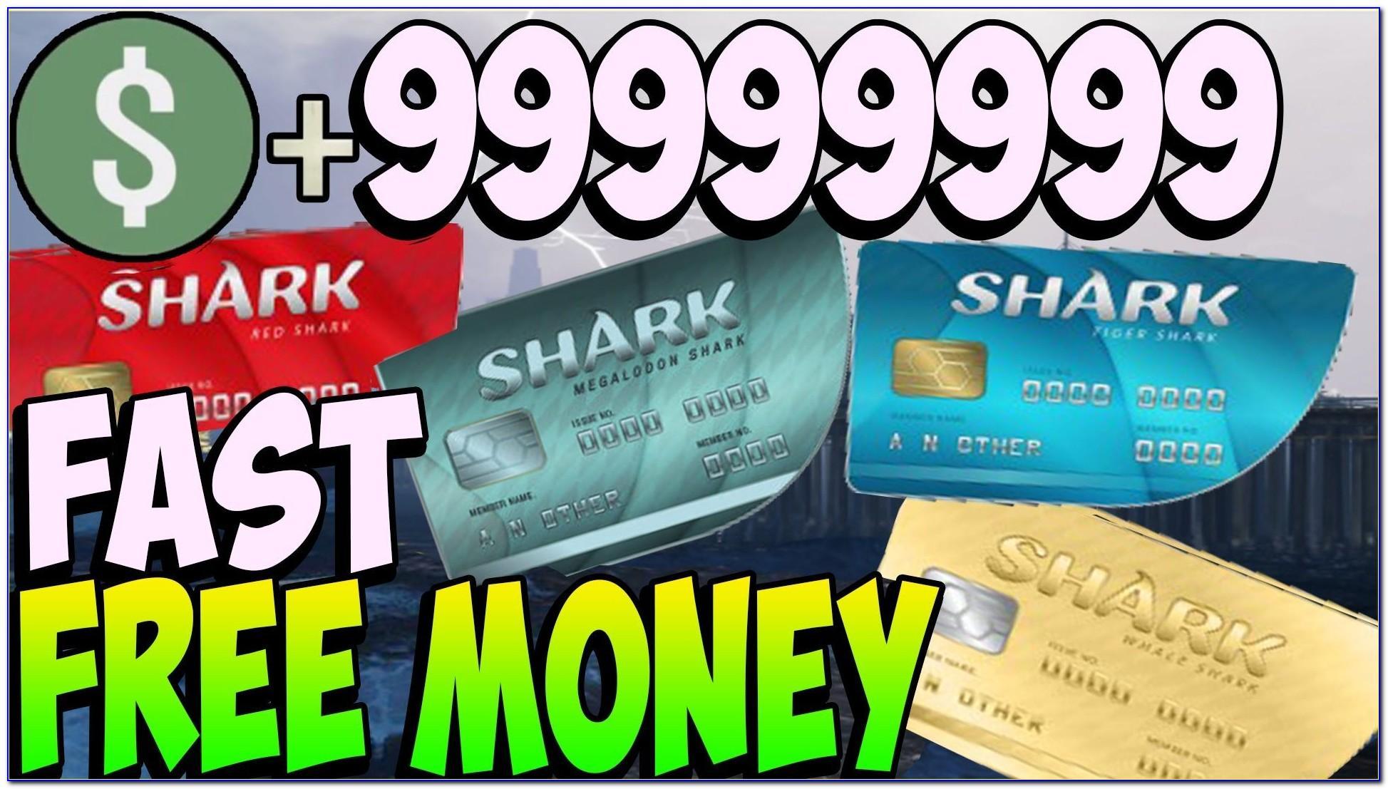 Gta 5 Shark Card Free No Survey