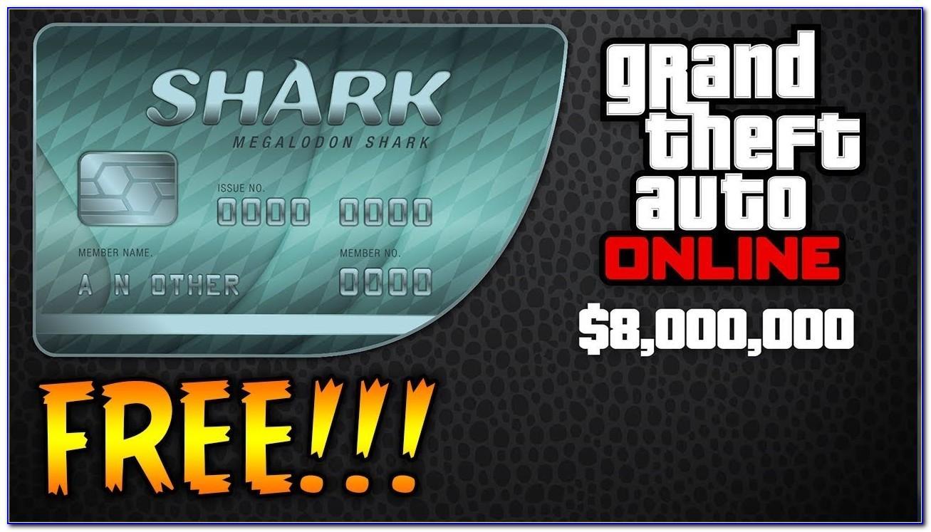 Gta 5 Shark Card Pc Free