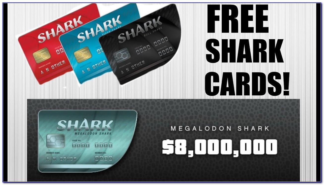 Gta 5 Shark Card Ps4 Free