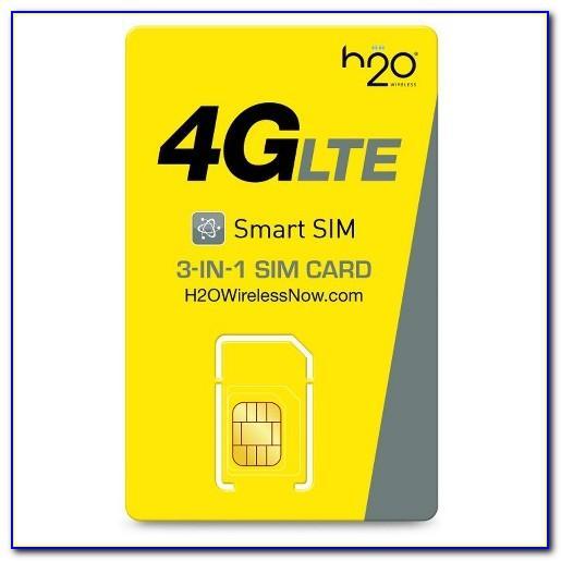 H2o Wireless Sim Card Expiration