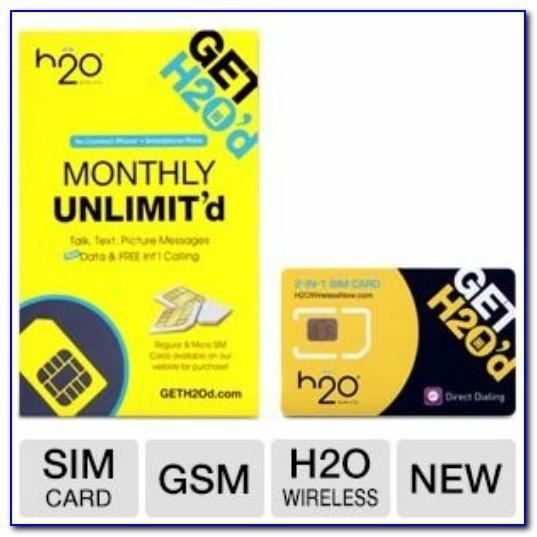 H2o Wireless Sim Card Near Me