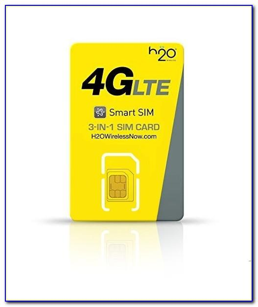 H2o Wireless Sim Card Number