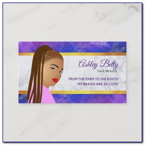 Hair Slogans For Business Cards