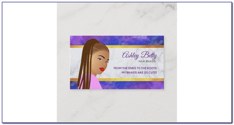 Hair Stylist Slogans Business Cards