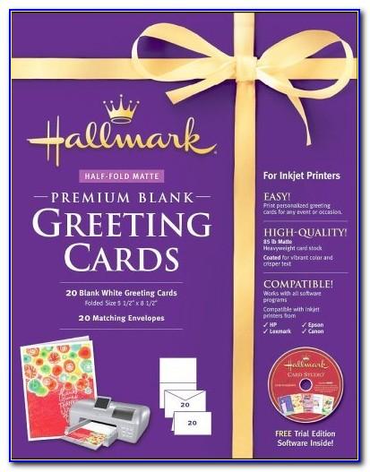 Hallmark Printable Birthday Cards