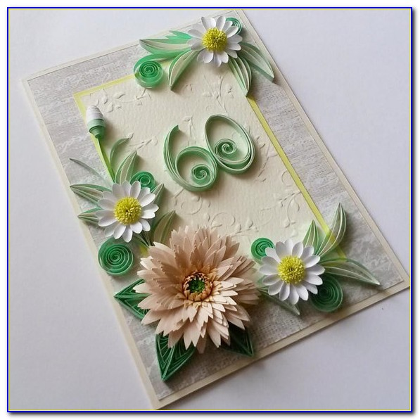 Handmade 60th Birthday Cards Ebay