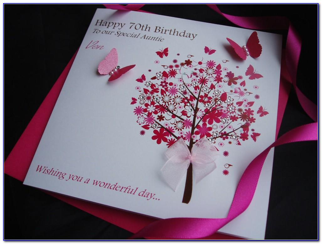Handmade 60th Birthday Cards For Dad