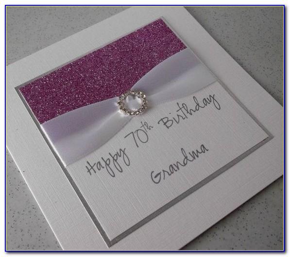 Handmade 60th Birthday Cards On Pinterest