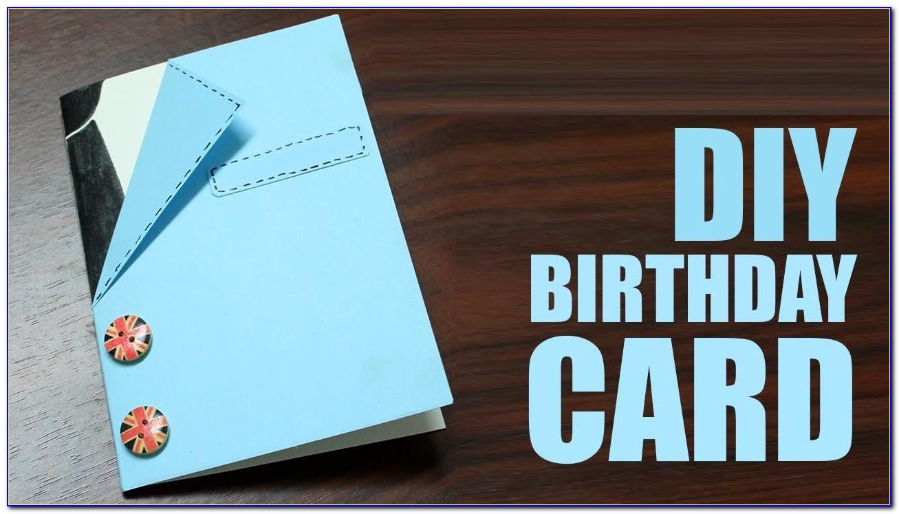 Handmade Birthday Card Ideas For Dad