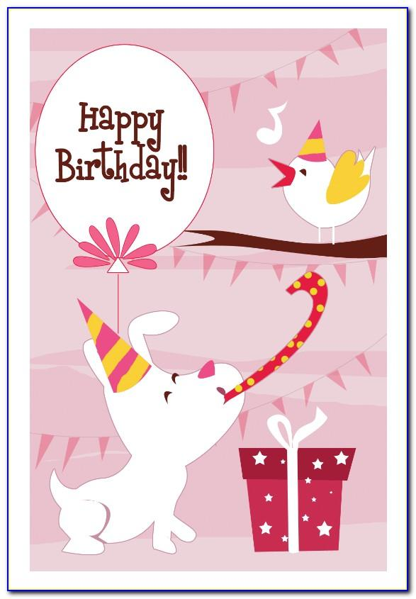Happy Belated Birthday Cards To Print For Free