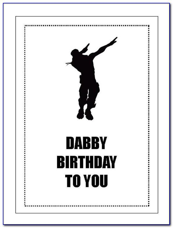 Happy Birthday Blunt Cards