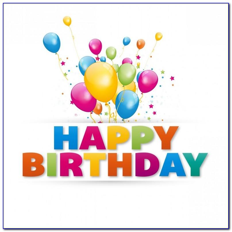 Happy Birthday Card Online