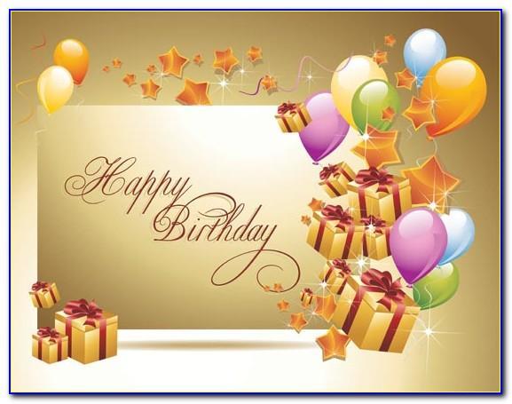 Happy Birthday Ecard Free Animated