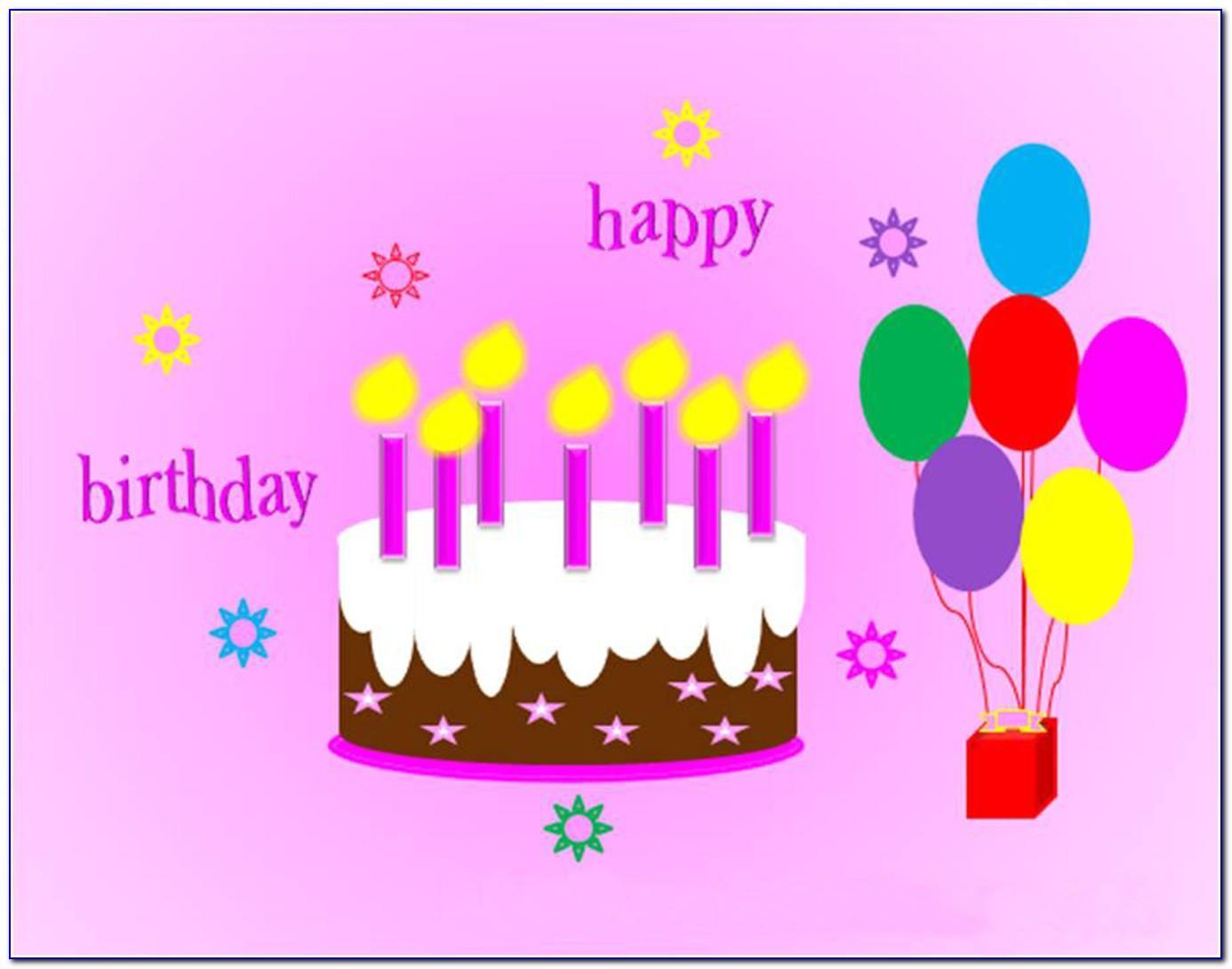 Happy Birthday Egreetings Free