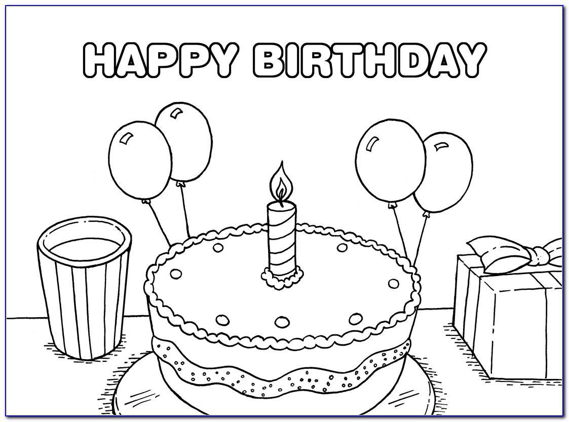 Happy Birthday Funny E Card