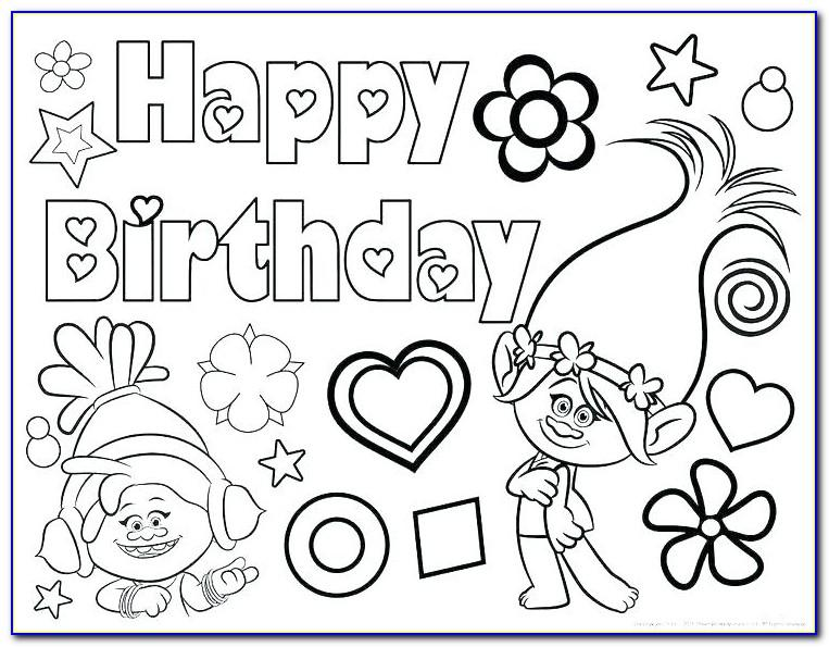 Happy Birthday Greeting Card Fb