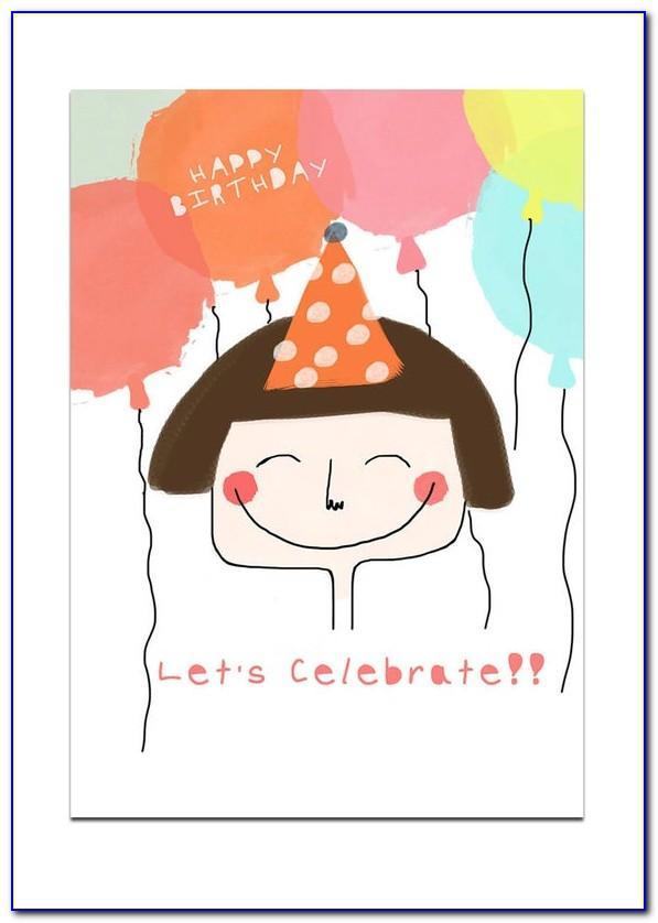 Happy Birthday Pop Up Card Template Pdf