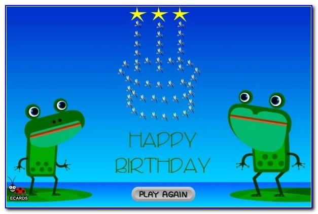 Happy Birthday Song Cards Free Download