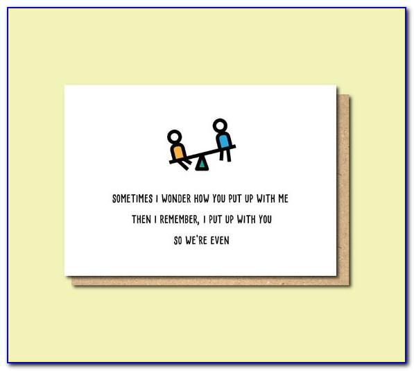 Hilarious Brother Birthday Cards