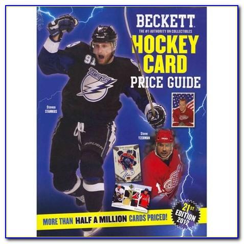 Hockey Card Price Guide Free Online