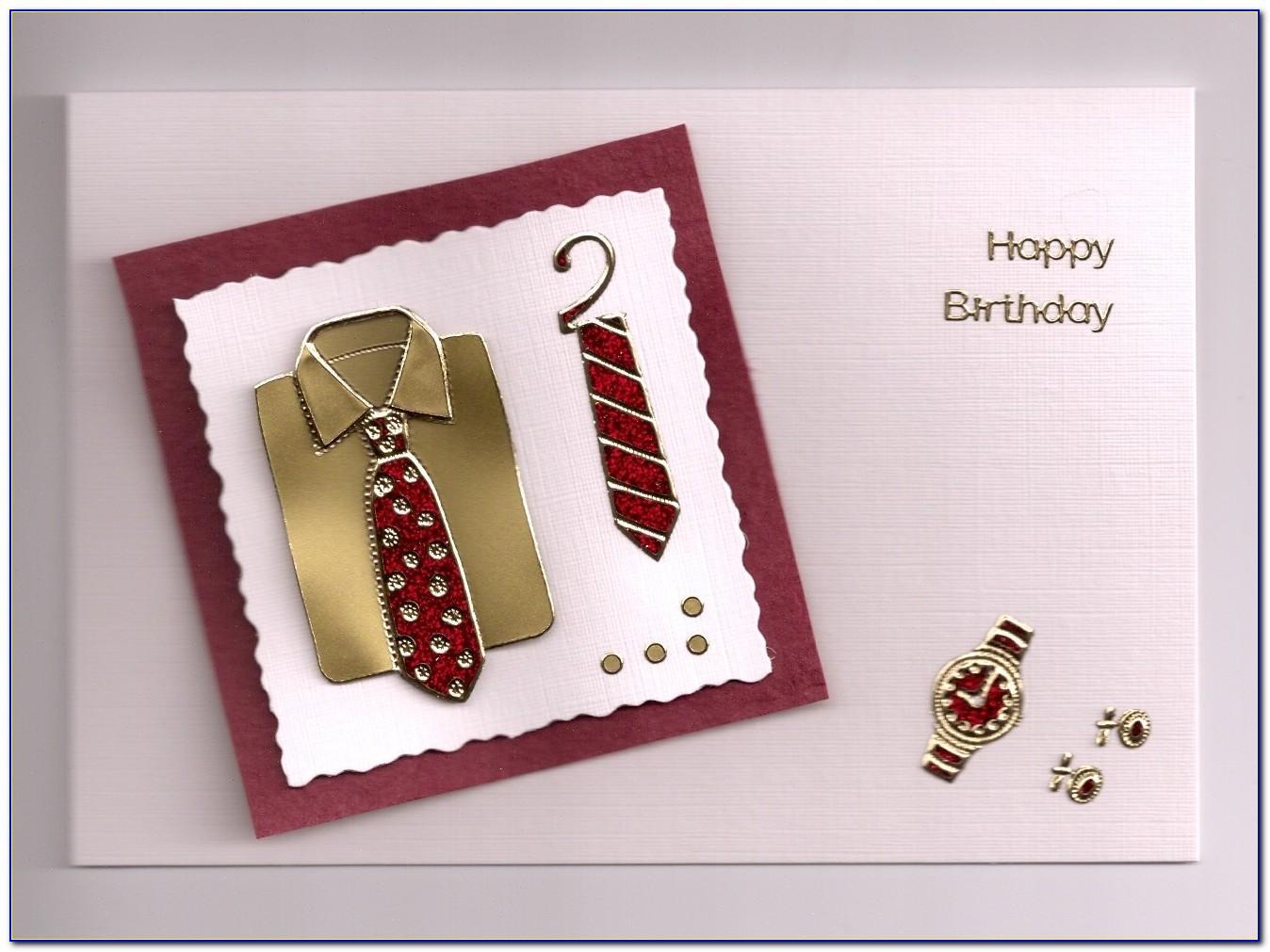 Homemade Birthday Cards For Guys