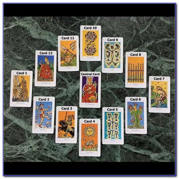 Horoscope Free Tarot Cards 3