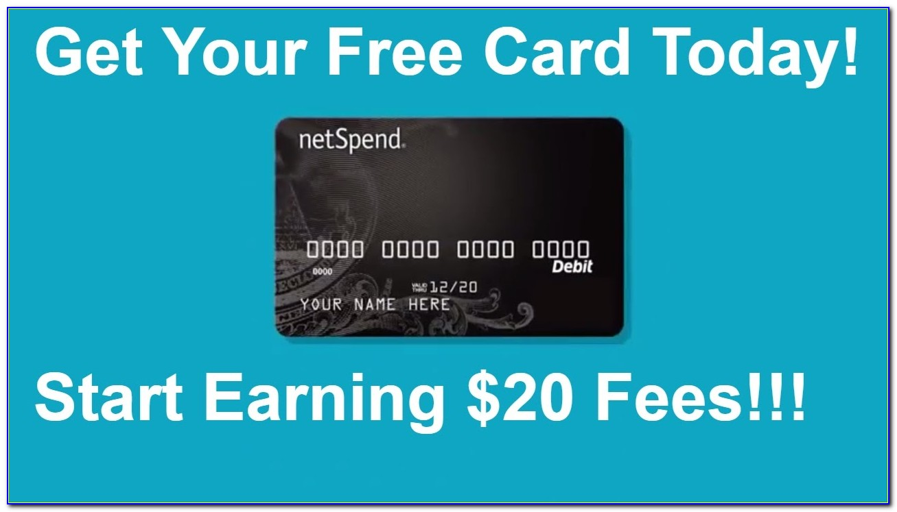 How To Load Free Money On Netspend Card