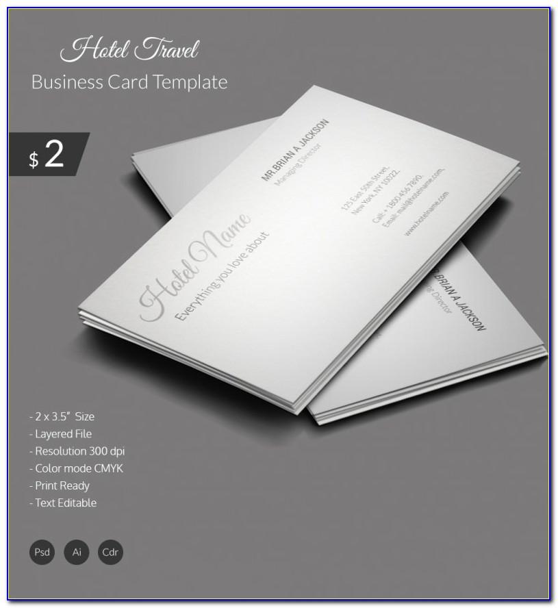 Ikea Business Card Holder