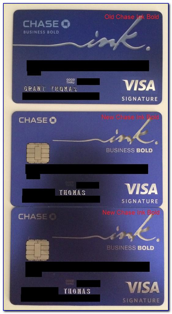 Ink Plus Business Credit Card