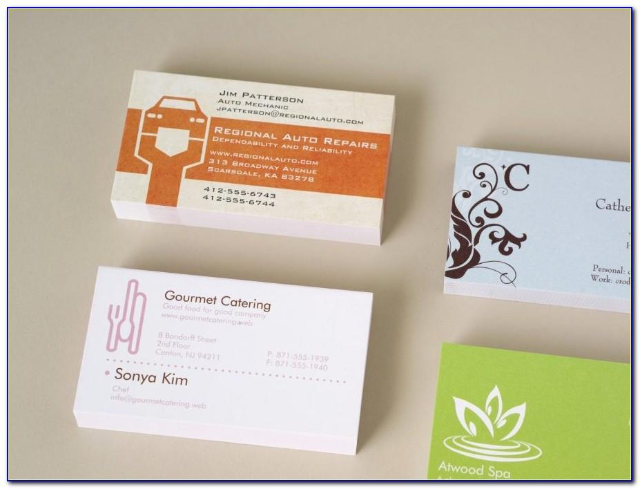 Insty Prints Business Cards