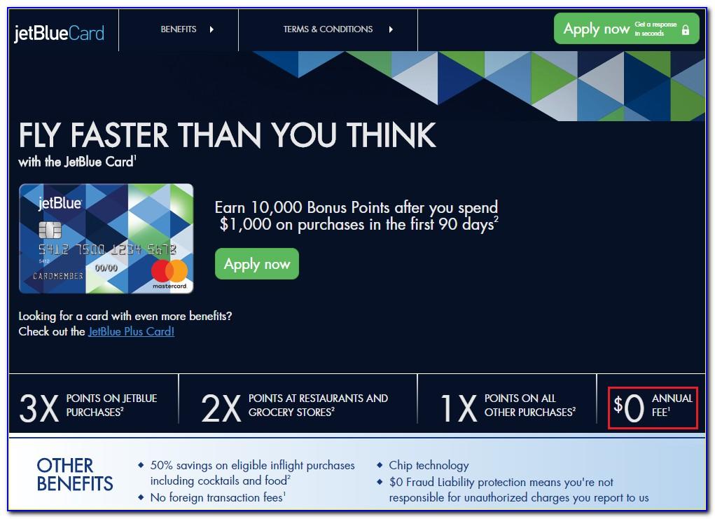Jetblue Business Credit Card Benefits