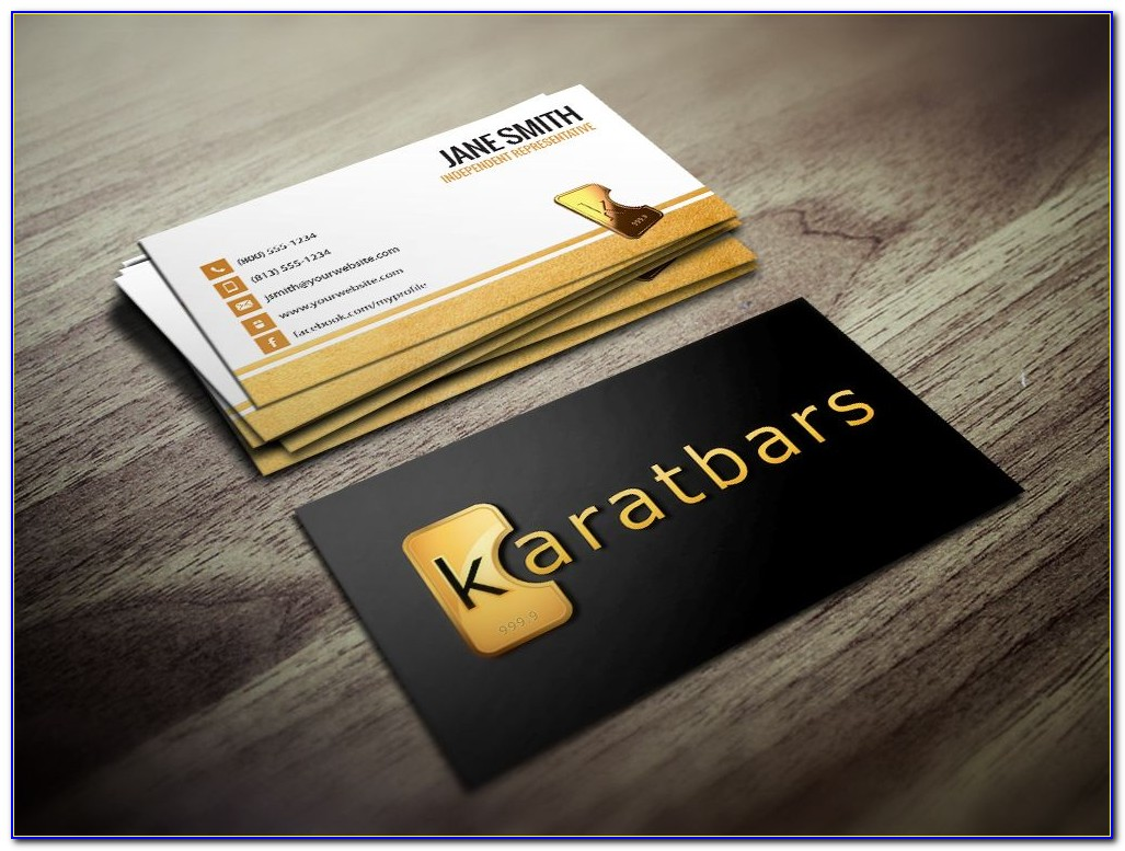 Kw Commercial Business Cards