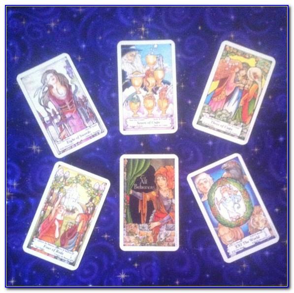 Lotus Free 6 Card Reading