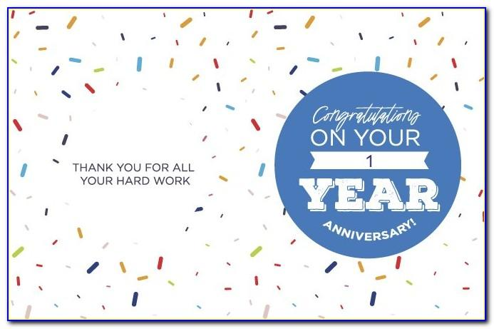 Make Your Own Anniversary Cards Online Free Printable