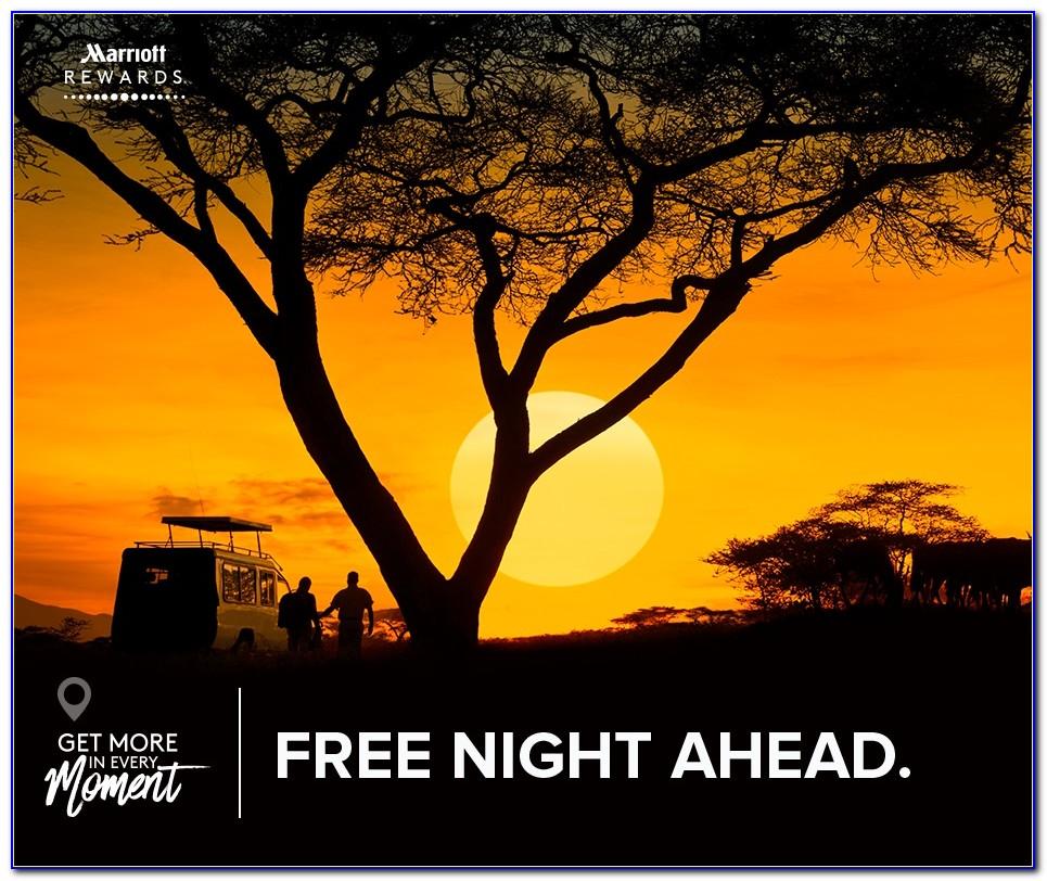 Marriott Card Free Night