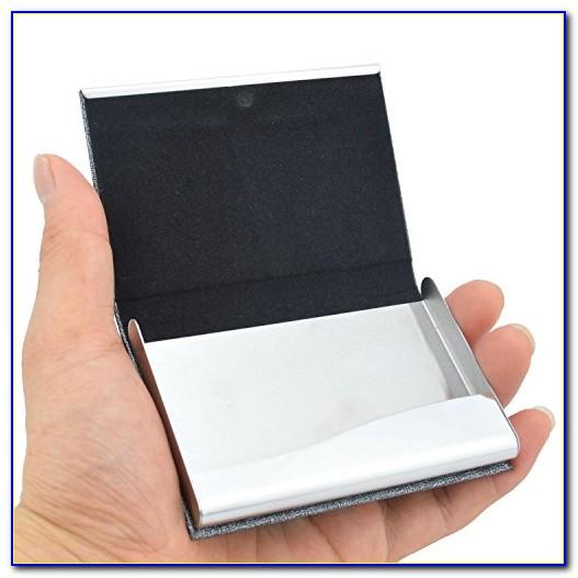 Maxgear Business Card Holder